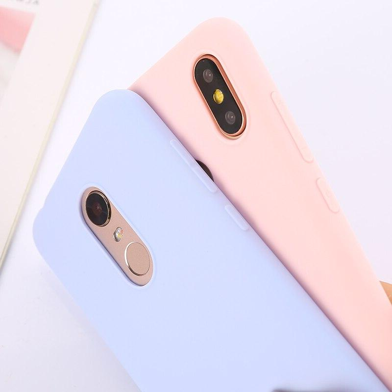 Color For Xiaomi Pro Redmi <font><b>7</b></font> 7A <font><b>Case</b></font> Xiaomi Mi Mi 9T Mi8 Mi A2 A3