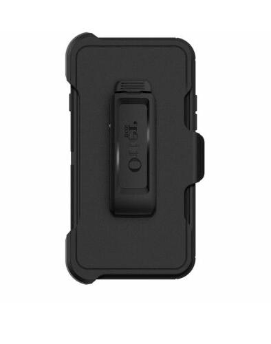 OtterBox IPhone 7/8 Series Case. Black!!! With Clip.