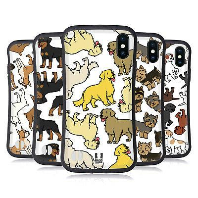 dog breed patterns 3 hybrid case