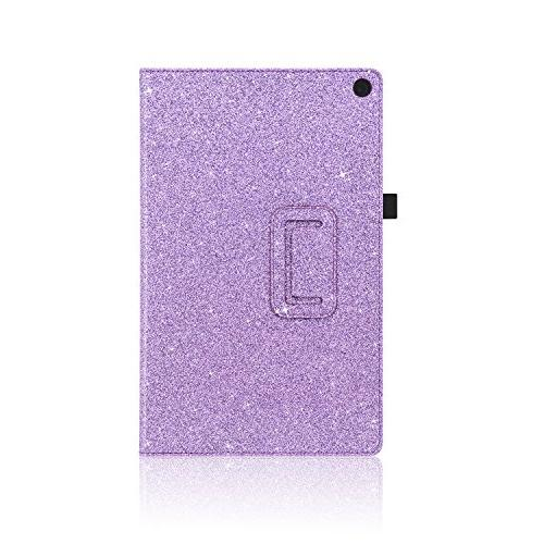 Fire Case , PU Case Fire HD with Auto Feature, Star of Paris