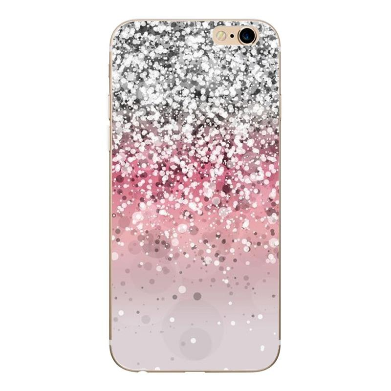 For Fundas <font><b>iPhone</b></font> 5 S Cover Apple <font><b>iPhone</b></font> 6 6S 7 8 Plus X Silicone Phone Cover For 7 capas