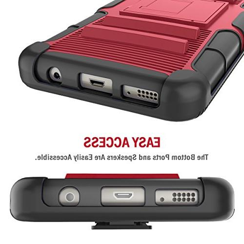 Galaxy Case,TILL Heavy Duty Resilient Cover Galaxy G930 All Carriers
