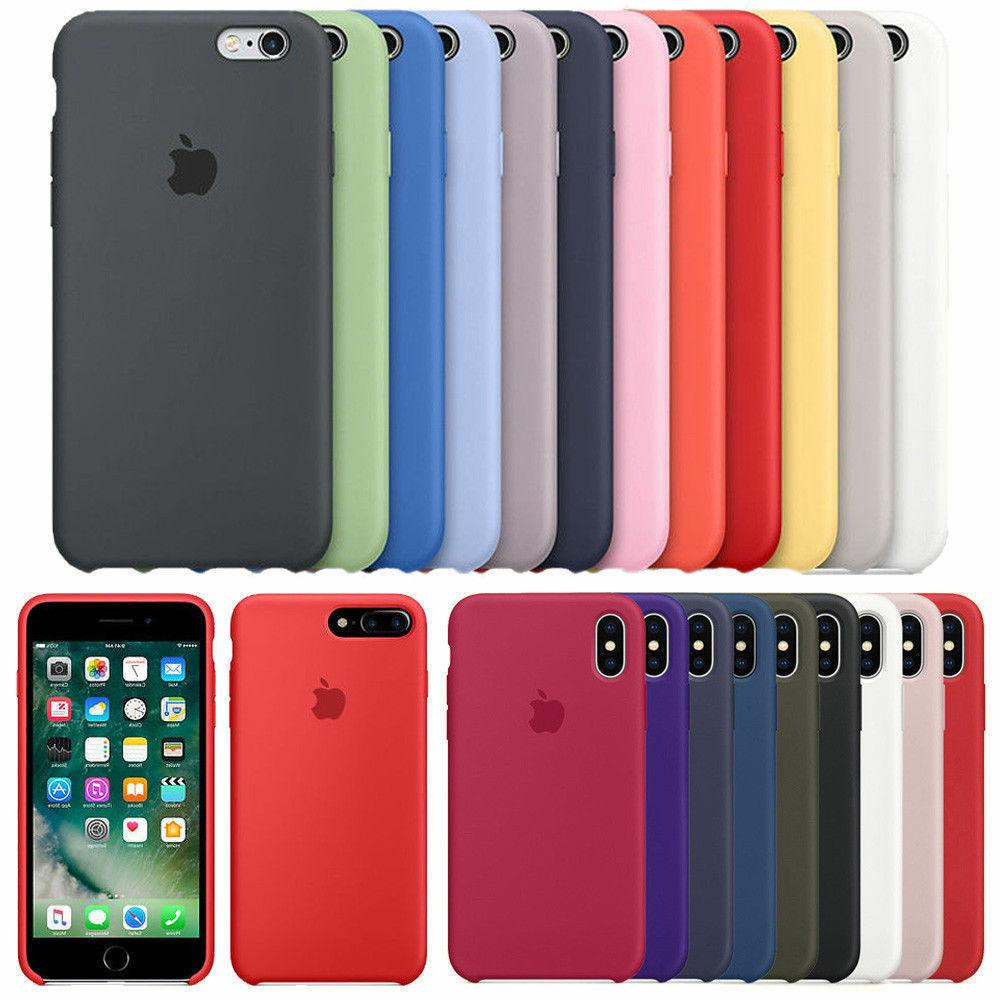 Genuine OEM Case Cover For XR XS Max 7 8 Plus SE