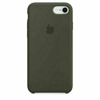 Genuine Original Silicone Cover for iPhone 8 7 XS