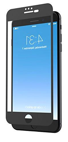 ZAGG Glass Luxe HD Clarity Screen Protector for Apple iPhone