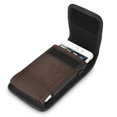 Heavy Duty Cell Phone Pouch Holster Carrying US