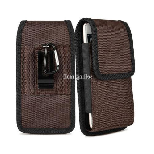 heavy duty vertical cell phone pouch case