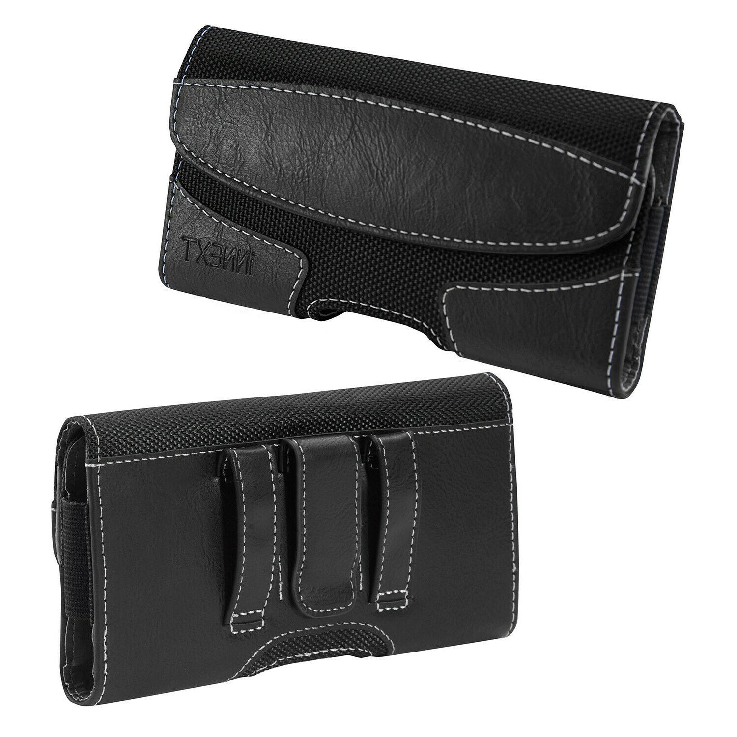 Horizontal Cell Pouch Case Carrying Holster