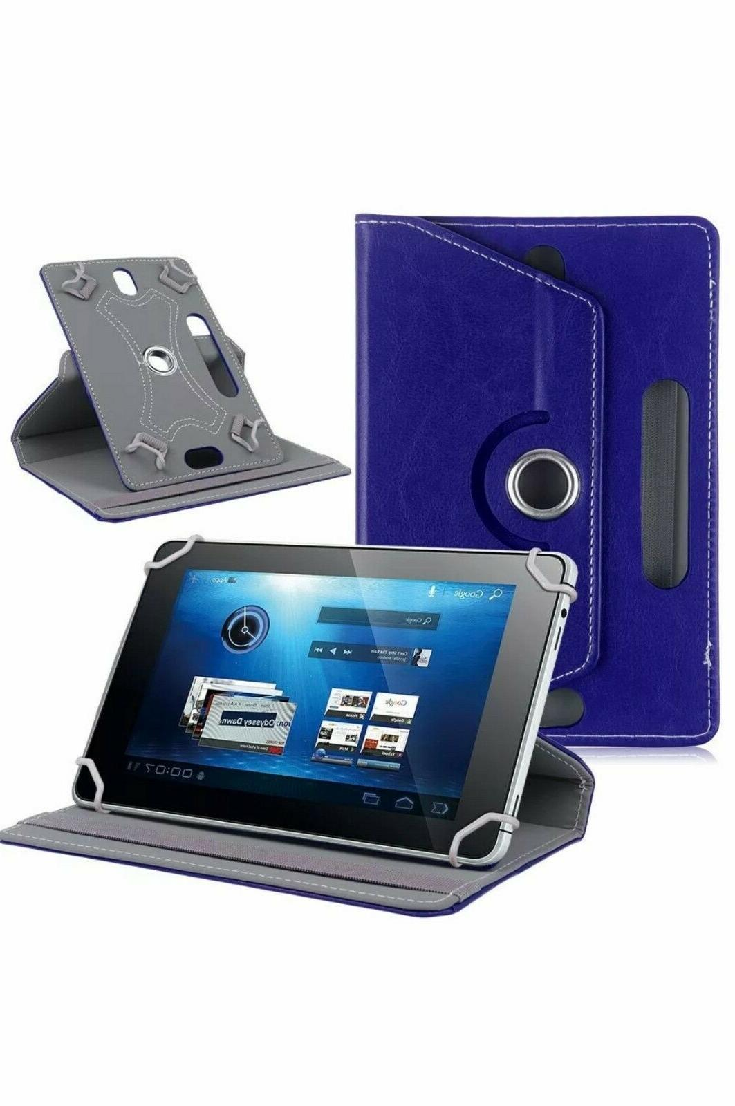 """Hot 360° Case Cover Android Tablet 8"""" 9"""""""