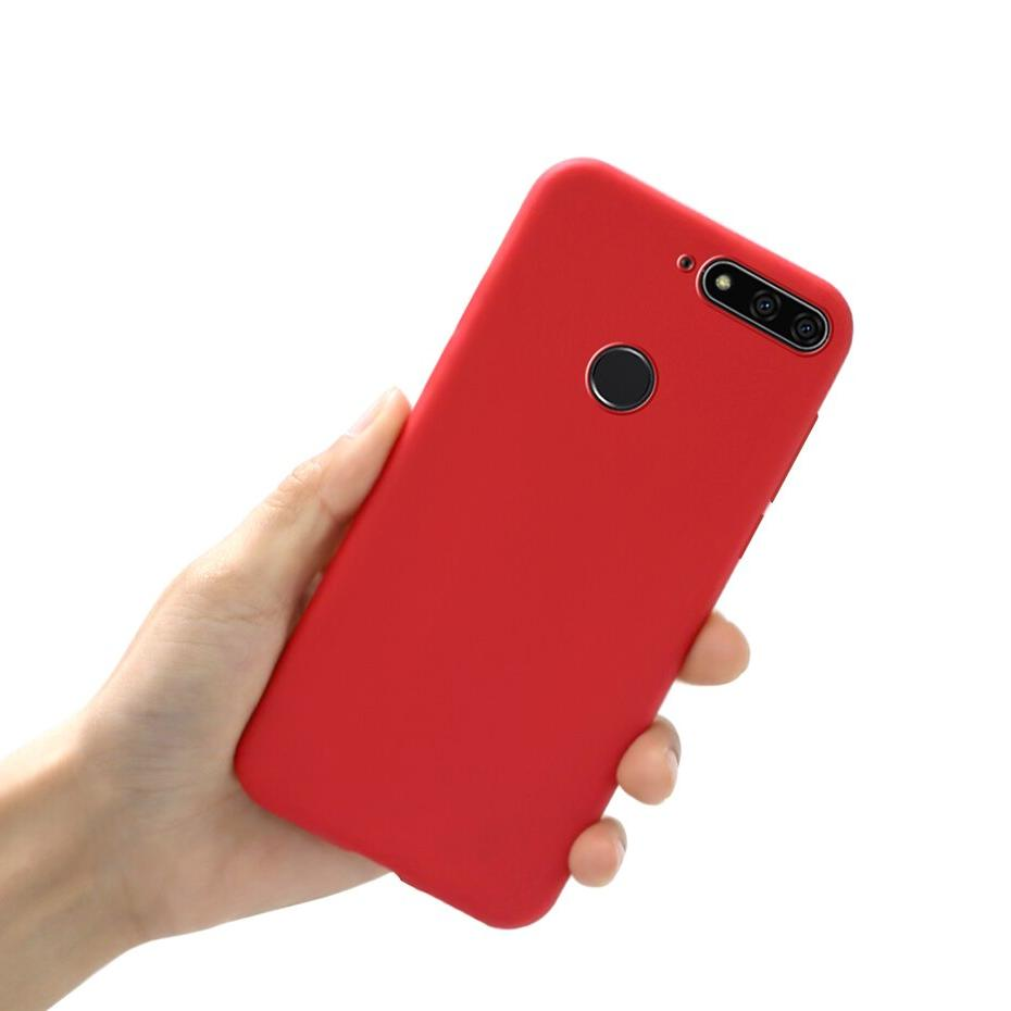 For Huawei Honor 7A pro <font><b>Case</b></font> On <font><b>7</b></font> A Silicone For Huawei pro