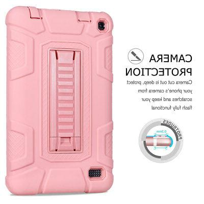 Hybrid Case Cover For Kindle 7th