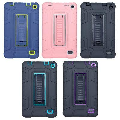 Hybrid Case Cover Kindle Fire 7 7th