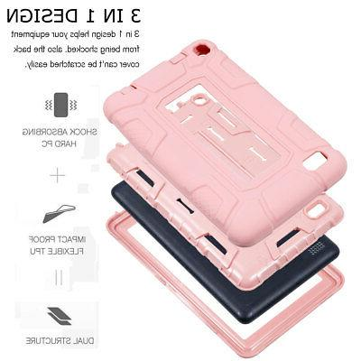 Hybrid Case Cover For Kindle Fire 7 7th Gen