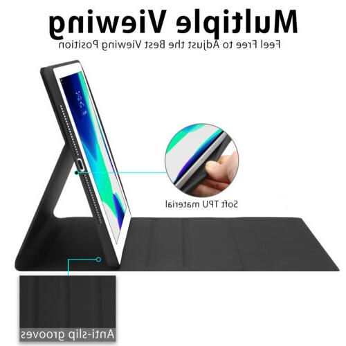 """For iPad 7th 10.2"""" 2019 Case Stand with"""