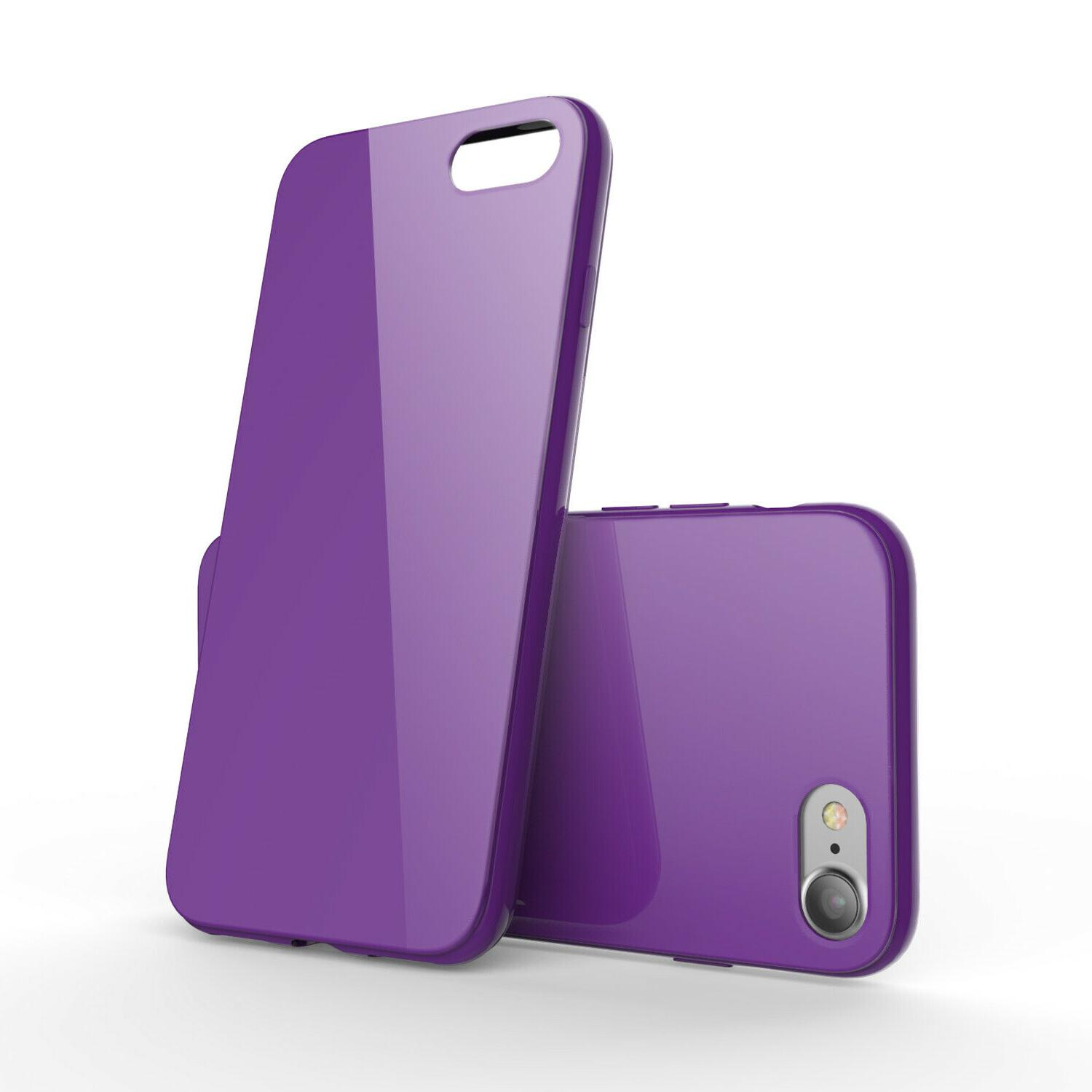 iPhone 11 Max Case 7 XR Silicone Cover