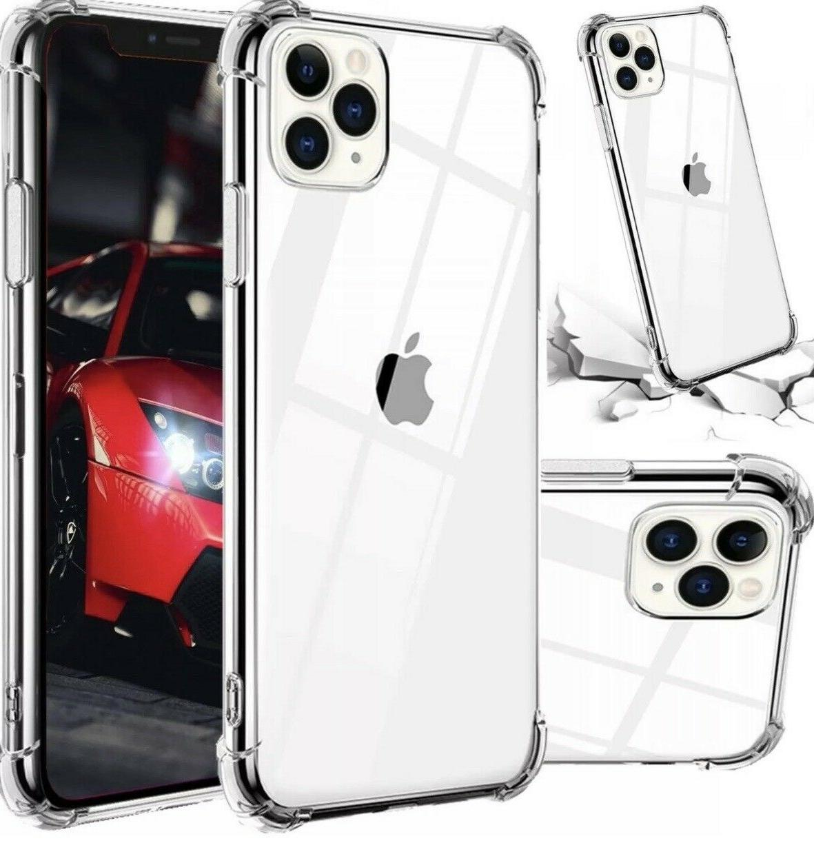 For Case Clear 11 Xs max Cover