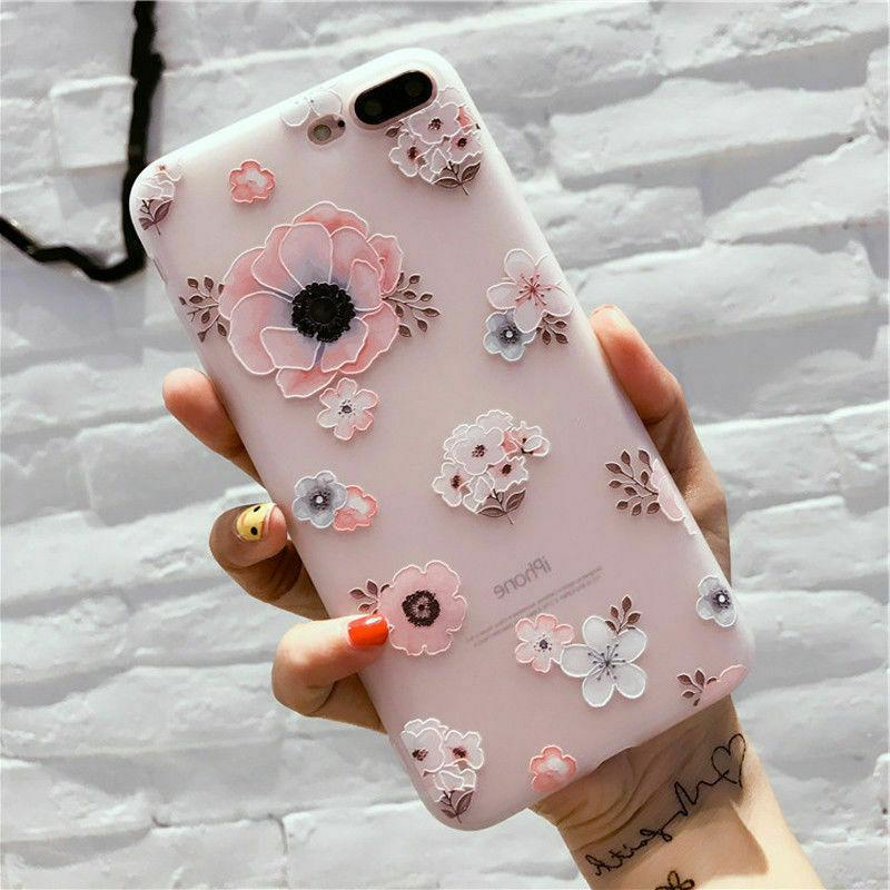 For 11 Max 7 8 Cute Phone Girl Cover