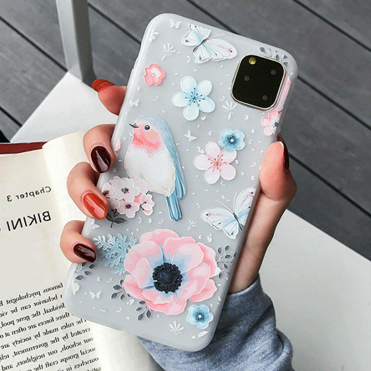 For pro 7 8 Plus Shockproof Cute Case Cover