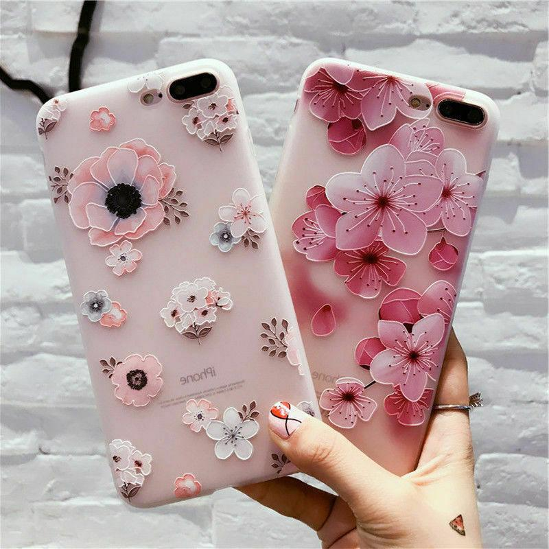 For iPhone Max 7 Plus Cute Phone Cover