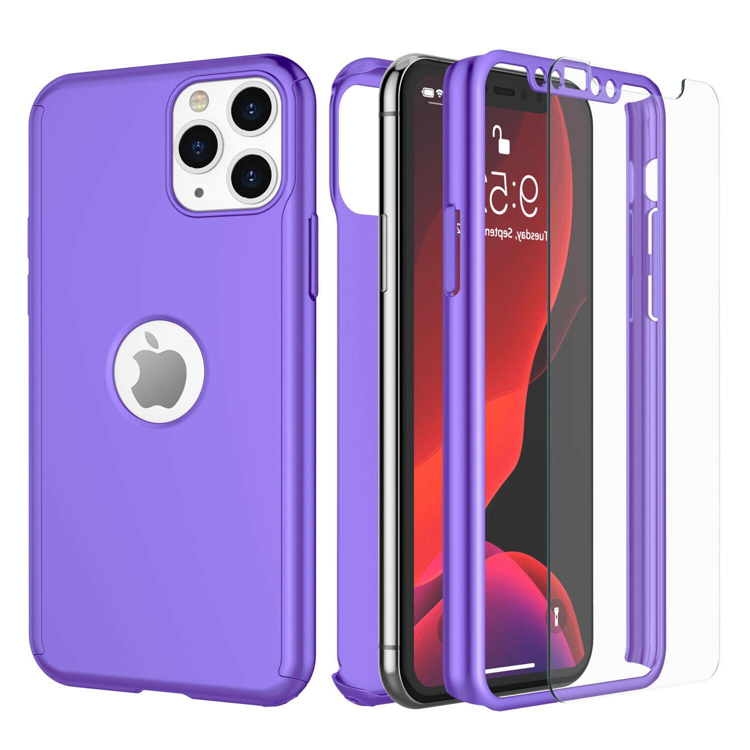 For Max,Xr,6,6S,7,8 Plus with Screen Protector Cover