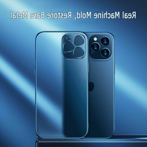 For iPhone 11 Pro Max XS XR X Plating Shockproof Clear Cover