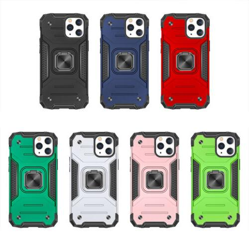 For iPhone 12 11 Pro XS 8 7 SE2 Ring Armor