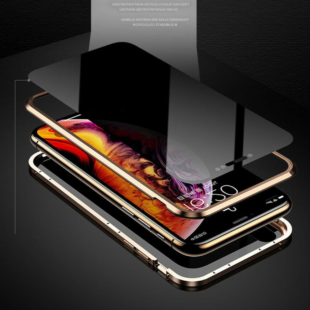For iPhone 8 360 Anti Privacy