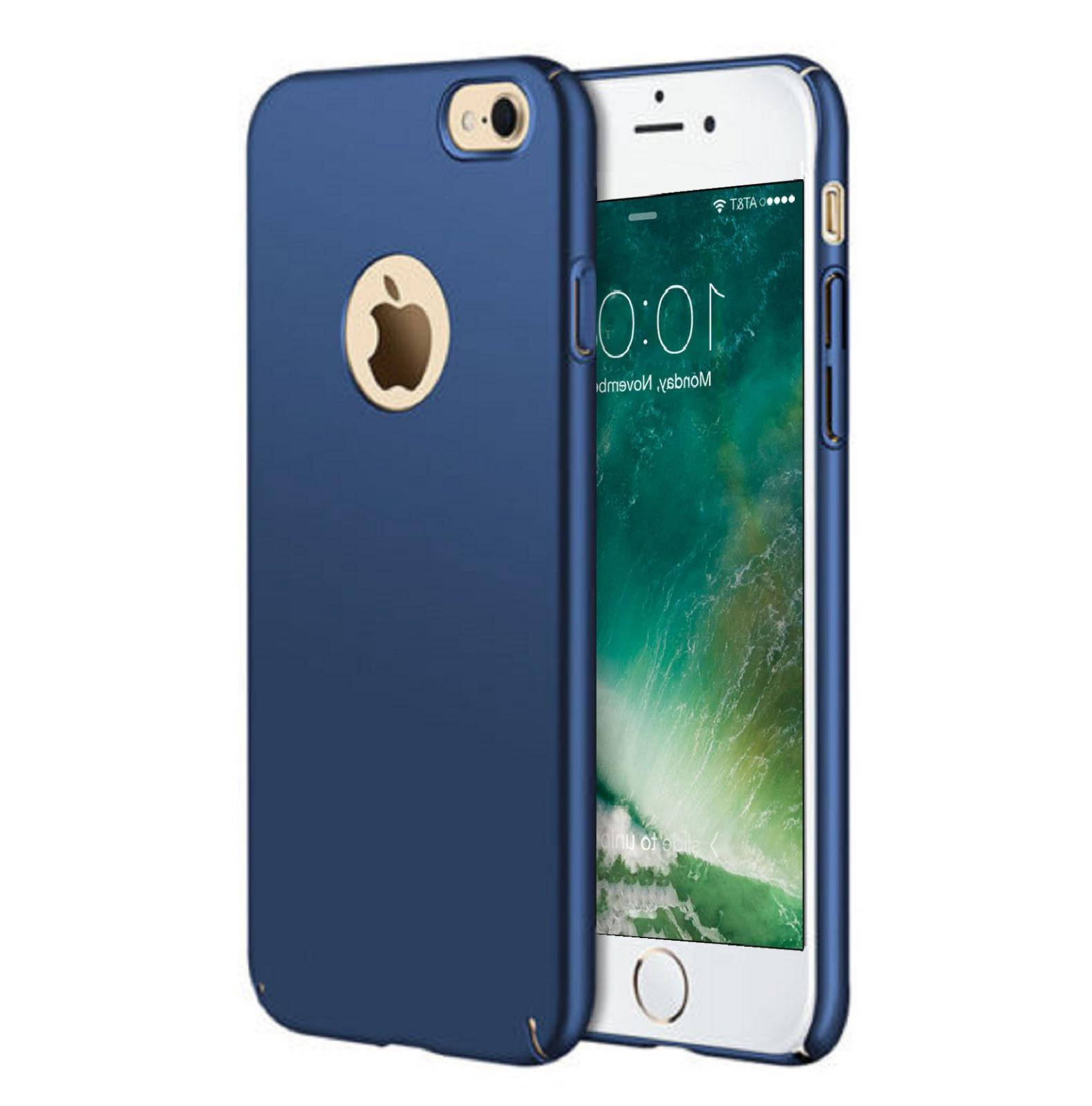 For iPhone 6 6s 7 8 XR XS Shockproof Hard Cover