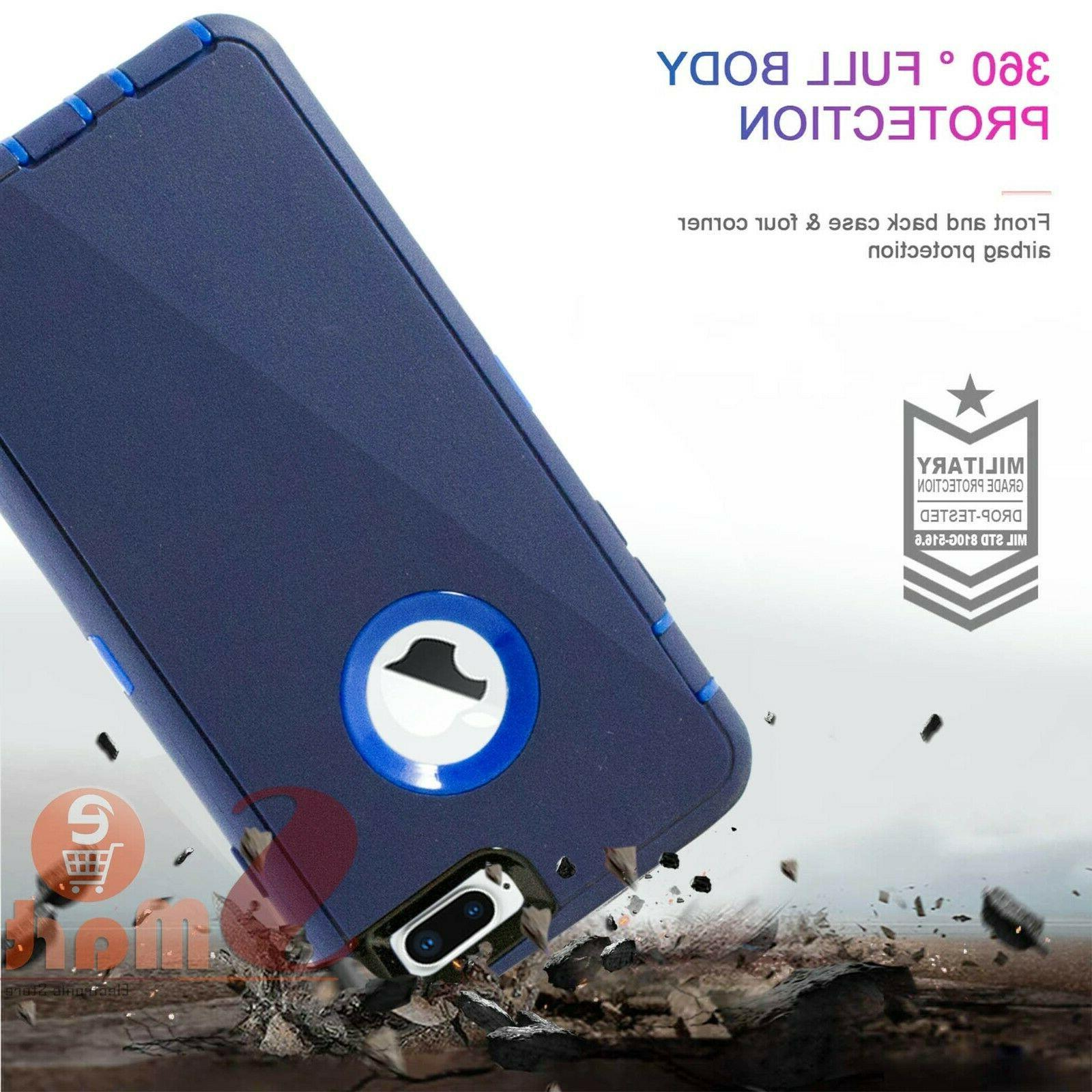 For 6s 7 8 Case Cover With Clip
