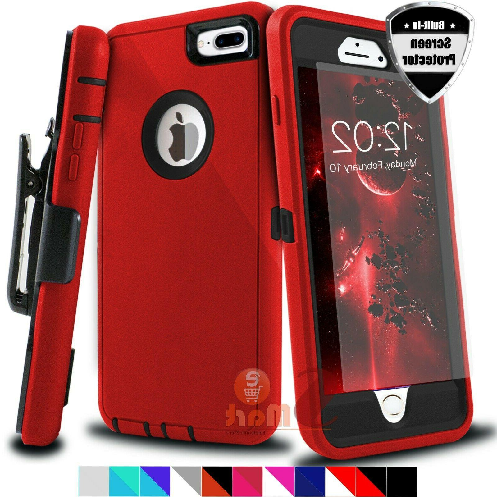 iphone 6 6s plus shockproof case