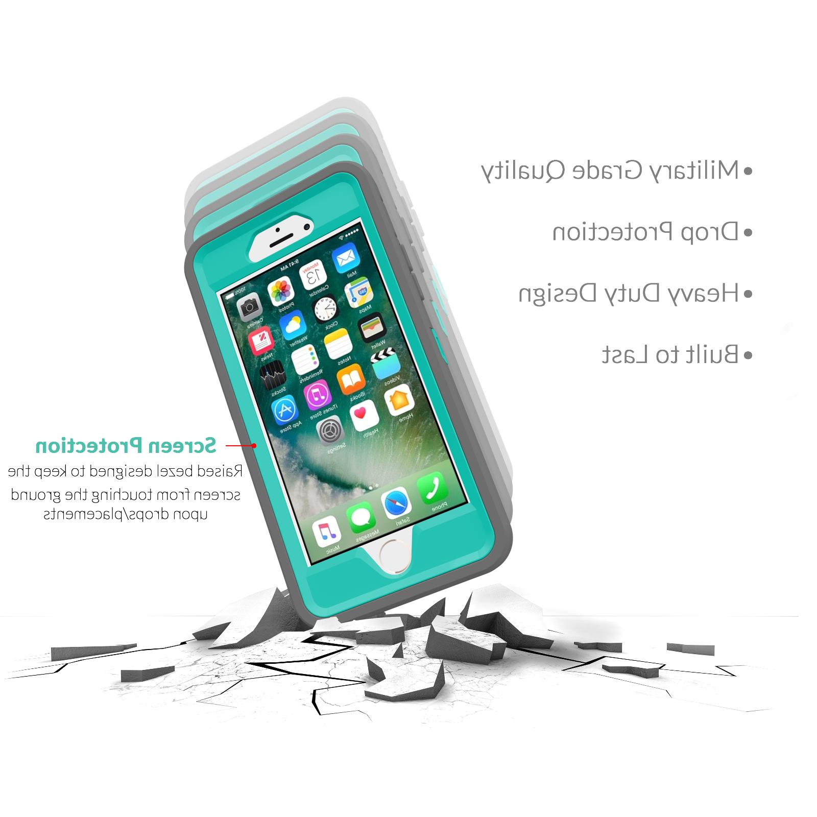 For 7 8 Case Protective Rugged