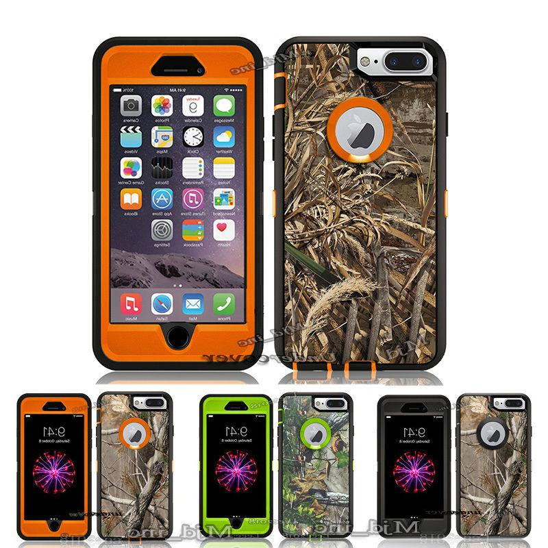 For iPhone 7 / 7 Plus Case  Holster Camo