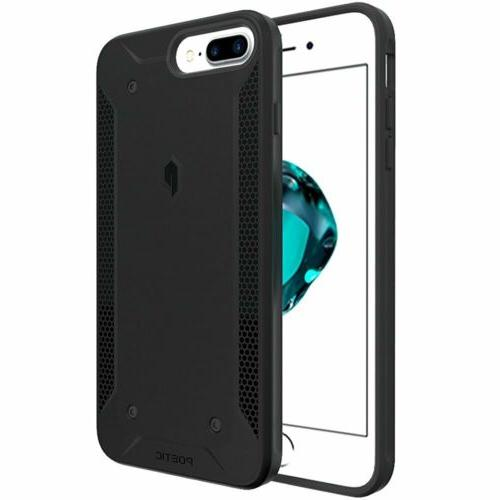 "For iPhone 7 QuarterBack ""Corner Bumper Protection"" Cover"