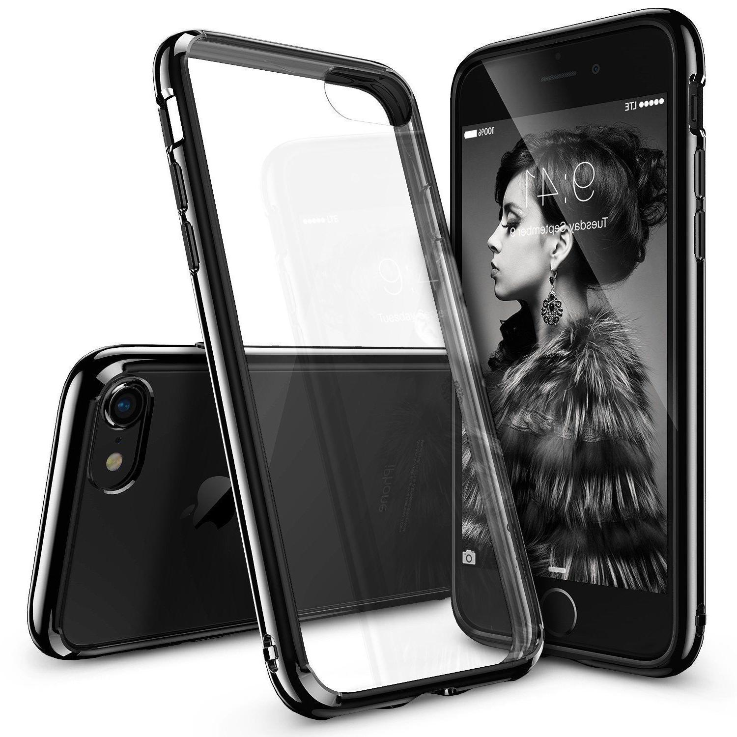 For iPhone 7/7 Plus   Ringke  PC Back Shockproof Protective