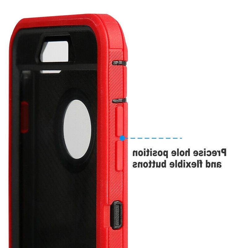 For Plus Heavy Duty Shockproof Cover Clip