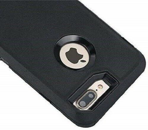 For iPhone Plus Duty Shockproof Cover Case with