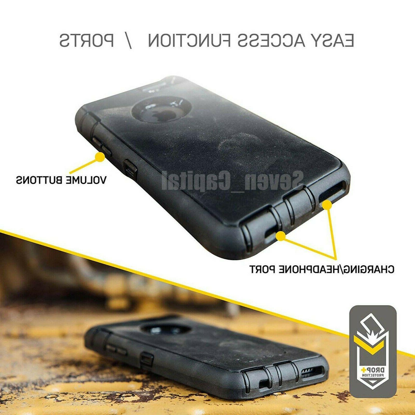 For 8 Plus Case Cover Belt Otterbox