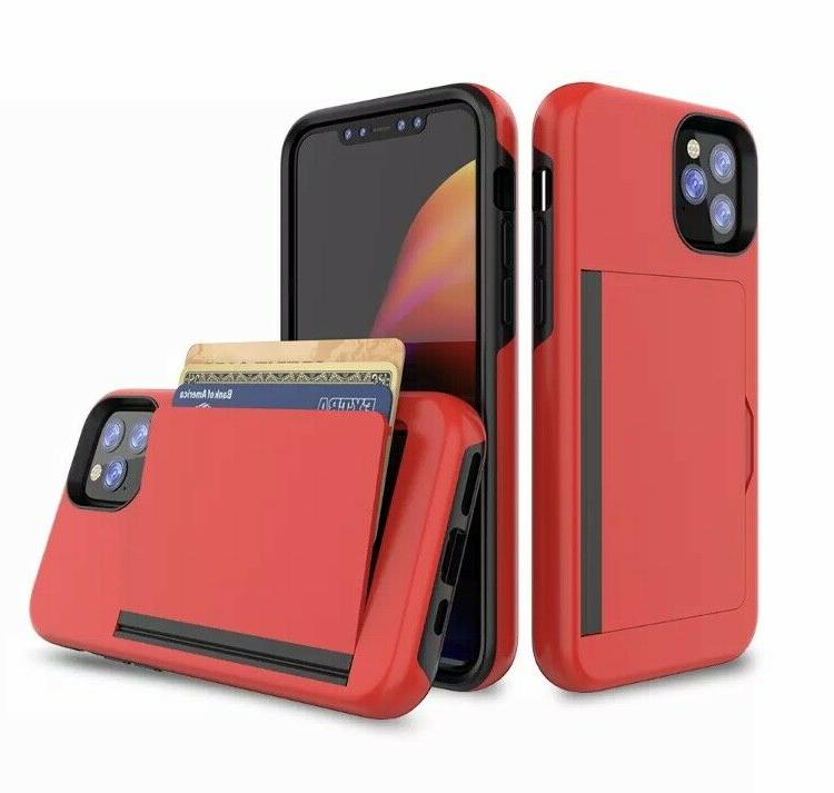 iPhone 7 8 XS 11,11 Cover CARD