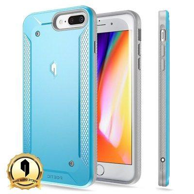 Poetic Plus Rugged Case Cover Blue