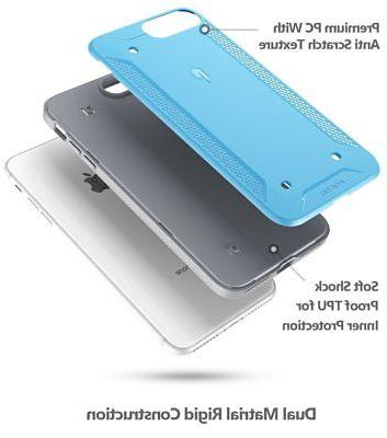 Poetic For iPhone Rugged Revolution Cover Blue