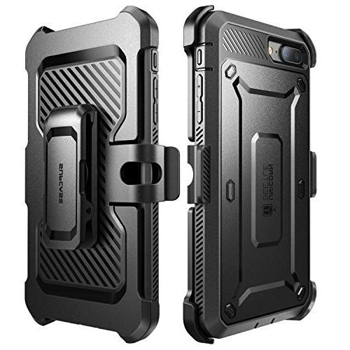SUPCASE 7 Case, 8 Case, Unicorn Beetle Case with Protector for Plus / Plus