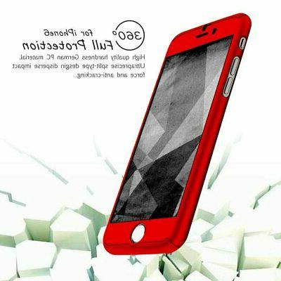 XS Thin Hard Case Cover+ Glass