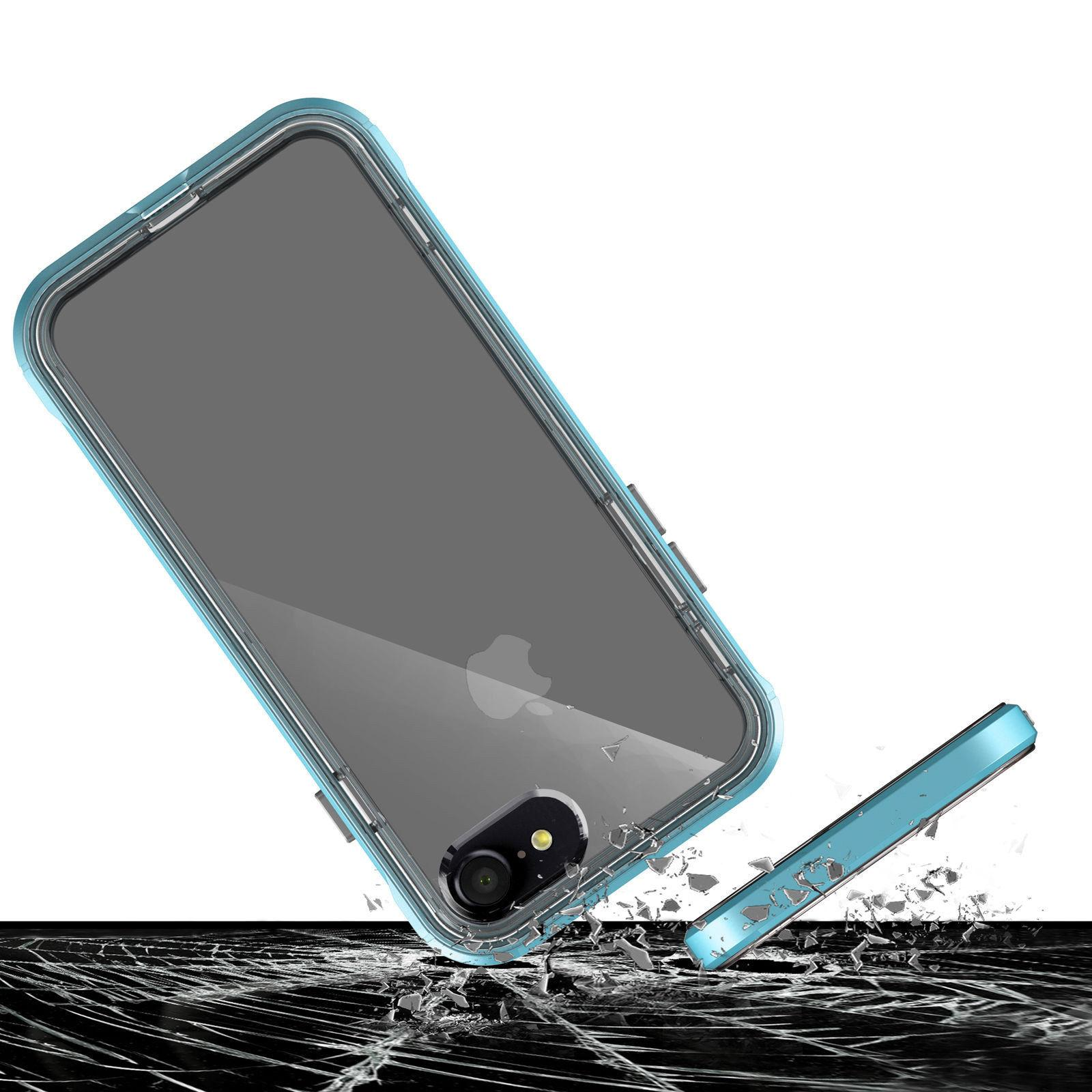 For iPhone 8 6 XS XR Case Cover TPU