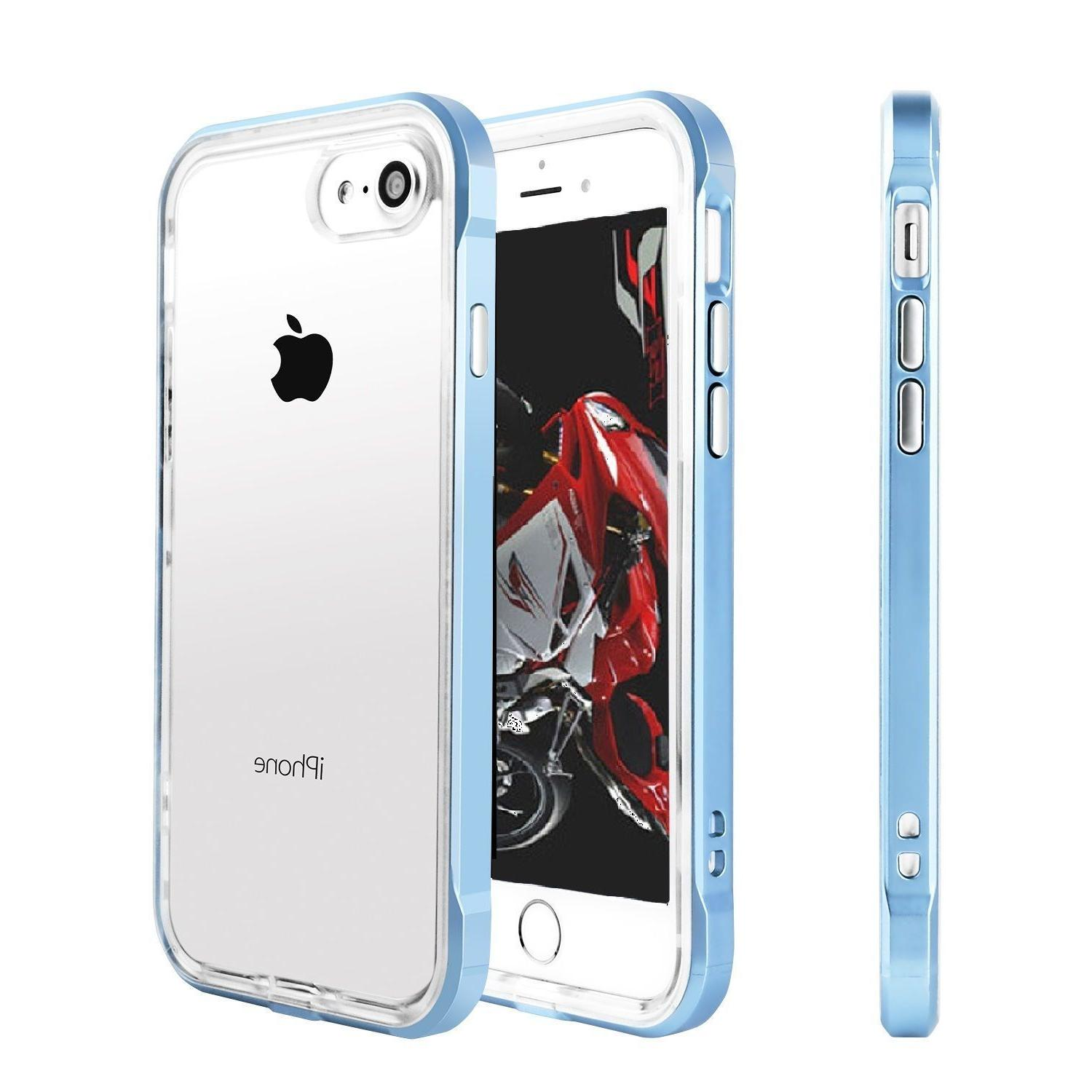 For iPhone 8 6 XR Cover Shockproof Bumper