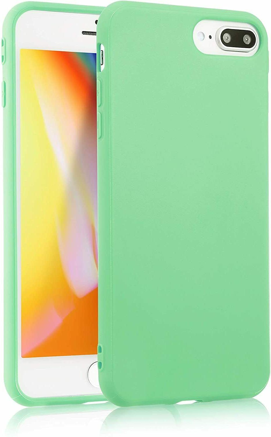 iPhone Shockproof Silicone TPU Cover