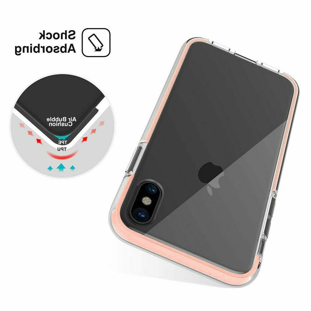 For iPhone Pro Max XR 7 Plus SE Max Shockproof