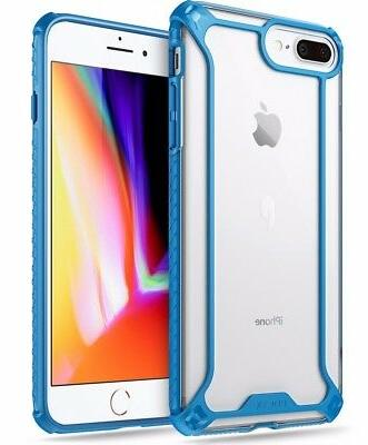 For 8 Case Poetic Rugged Shockproof Clear Cover