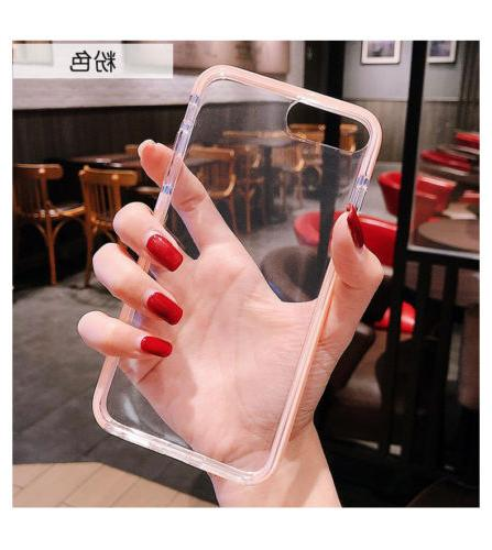 For 8Plus Case Silicone Pink Cover