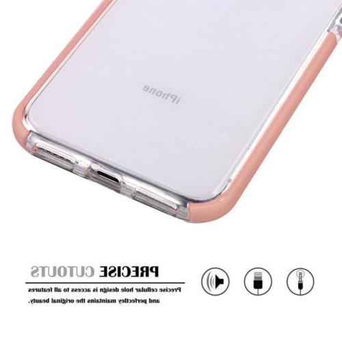 For iPhone Case Silicone Bumper Cover