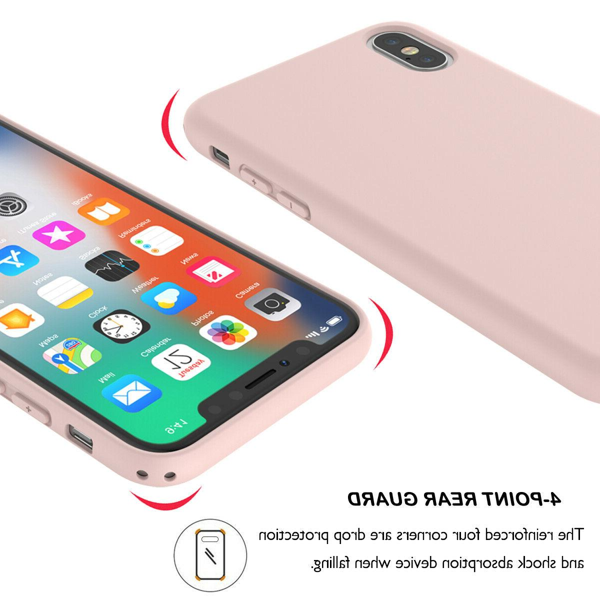 For 12 Pro Max 11 XS 6 8 7 Plus Soft Cover